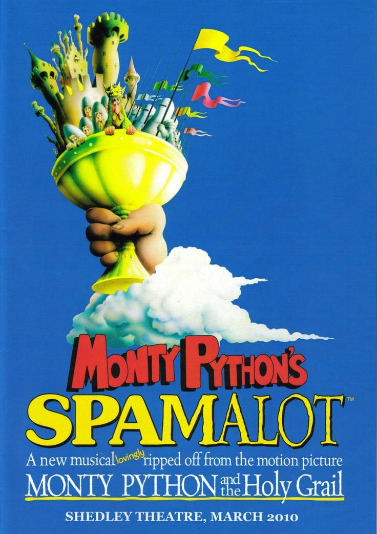 Spamalot - Shedley Theatre 2010