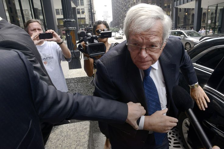 Dennis Hastert -- the longest serving Republican House Speaker in American history -- allegedly spent part of his life as a serial child molester.