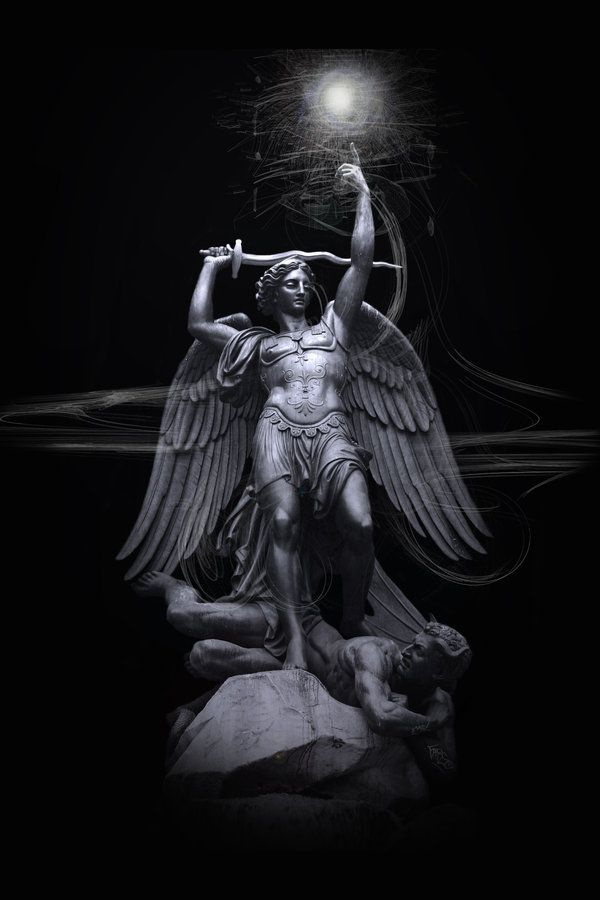 Archangel -St. Michael- by CharlieCo on deviantART