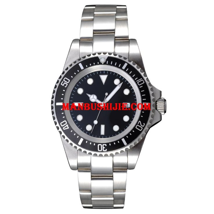 42mm Deepsea Style Black Dial Luminous Show Mens Automatic Watch,Automatic