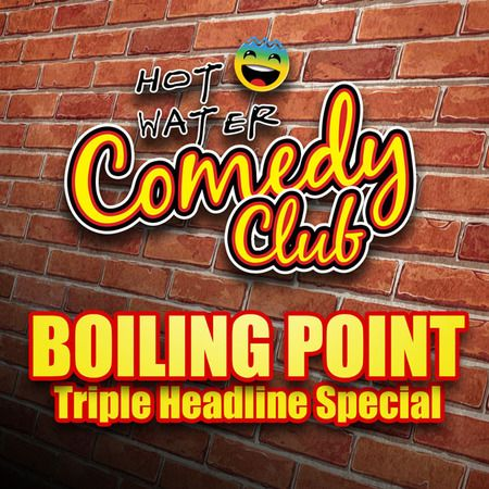 """Hot Water Comedy Club 'Boiling Point' Triple Headline Show"" on 15 Jan, 2016 at 7pm-10:30pm at Hot Water Comedy Club, Holiday Inn, Liverpool L1 1NQ, UK. Our Flagship show featuring 3 of the very best headline standard comedians from both the UK and International Comedy Circuit along with one of the finest comperes in the country. Category: Comedy. Booking: http://atnd.it/37311-0, Tickets: http://atnd.it/37311-1. Prices: General: GBP 12, Concession: GBP 8."