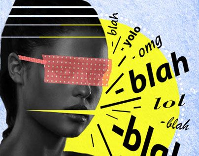 "Check out new work on my @Behance portfolio: ""Blah Blah Blah"" http://be.net/gallery/34710895/Blah-Blah-Blah"