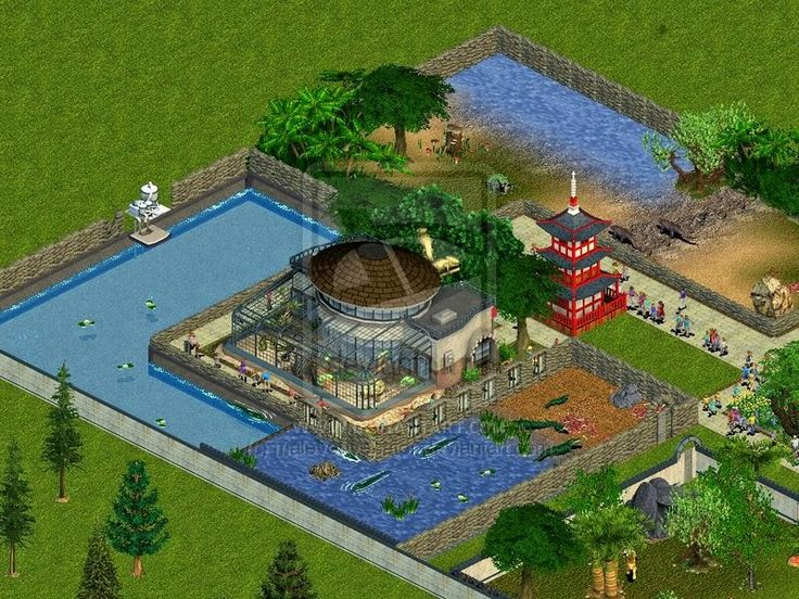 Zoo Tycoon 1 - Download Free Full Version PC Game