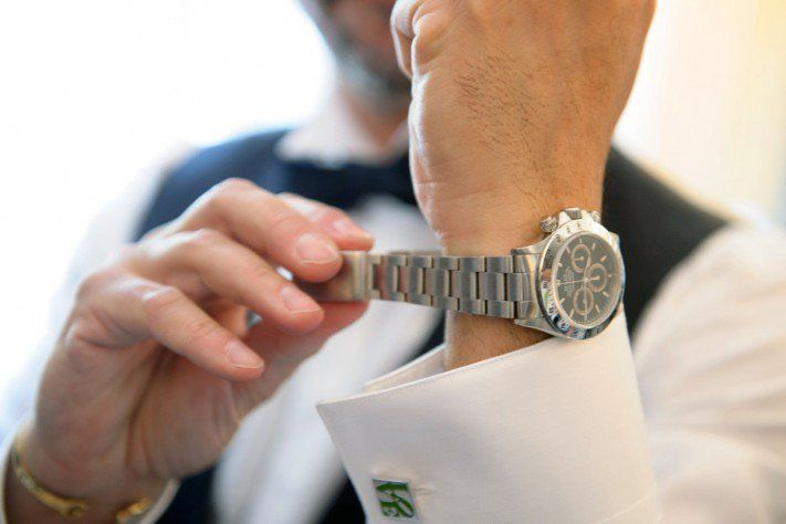 How To Choose The Perfect Wedding Watch