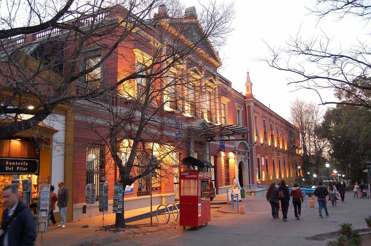 Centro Cultural Recoleta. Buenos Aires.