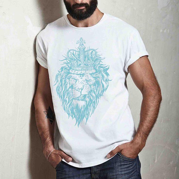 safen|regele leu incoronat|imprimeu fotosensibil|aparitie la razele soarelui