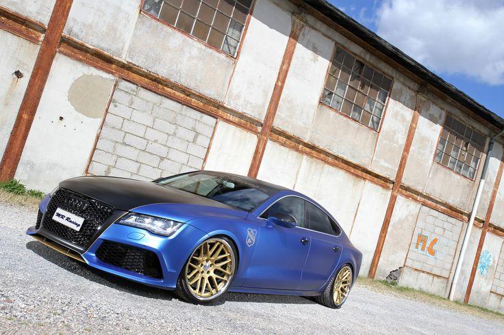 Audi A7 Sportback 3.0 TDI: MR Racing möbelt den Ingolstädter auf  http://www.autotuning.de/audi-a7-sportback-3-0-tdi-mr-racing-moebelt-den-ingolstaedter-auf/ A7, Audi A7, Audi A7 Sportback 3.0 TDI, Audi Tuning News, MR Racing, Sportback