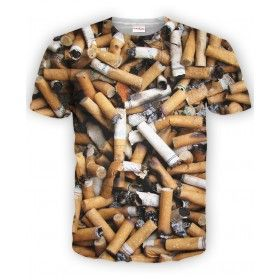 CIGARETTE ASHTRAY T-Shirt