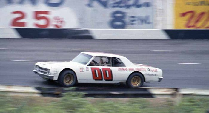 Sam Ard '65 Chevelle in 1973 | NASCAR & Local Late Model ...