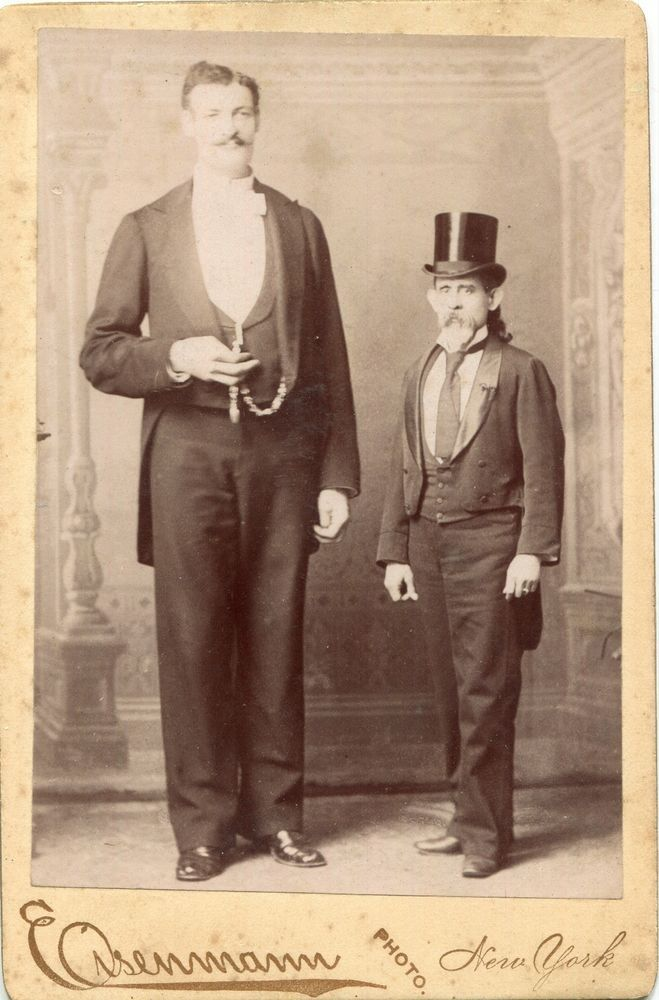 203 best Human Giants images on Pinterest   Cabinets, Brother and ...