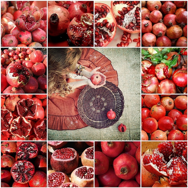pomegranate for jewish new year