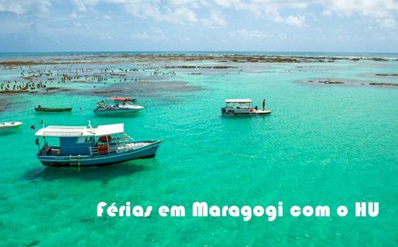 Férias de julho em Maragogi no Nordeste em até 12x #férias #viagem #maragogi #nordeste #promoção