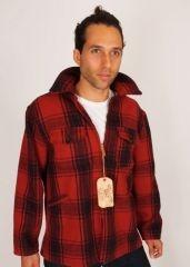 Love this Lumberjack coat.