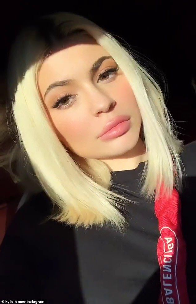 Kylie Jenner Wears A Crown Once Again For Her 2019