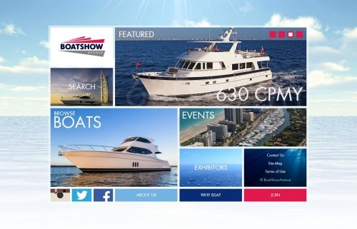 Explore the largest virtual boat show. Hundreds of new boats for sale directly from the boat builders.