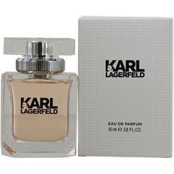 KARL LAGERFELD EAU DE PARFUM SPRAY 2.8 OZ