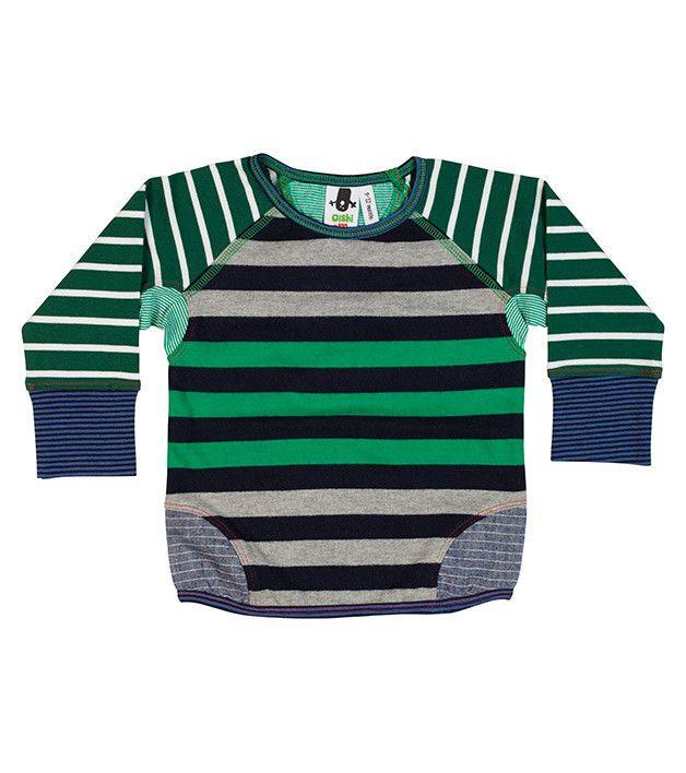 Tuff Tanner Crew Jumper, Oishi-m Clothing for Kids, Spring 2014, www.oishi-m.com