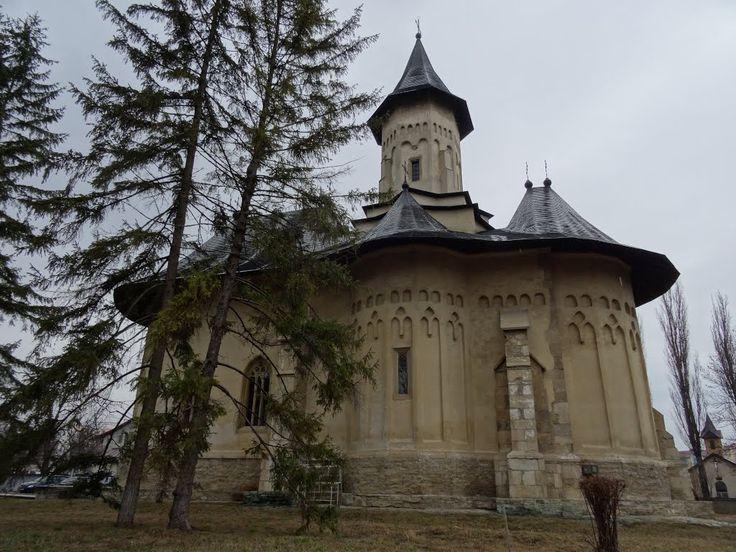 """""""Sfântul Dumitru"""" din Hârlău, ctitoria lui Petru Rareș"""