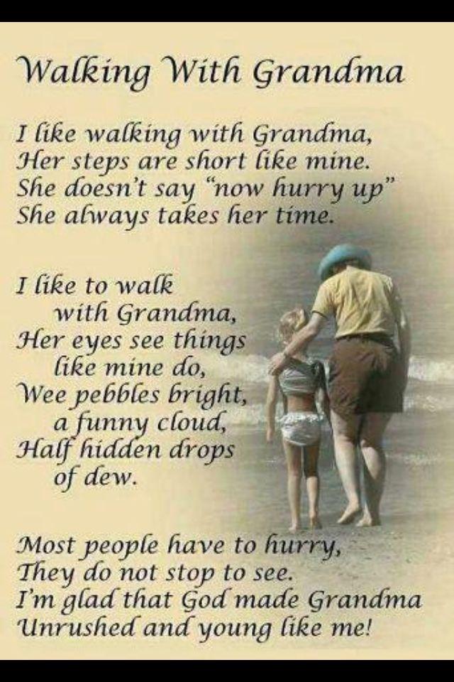 grandma poem | poems |...