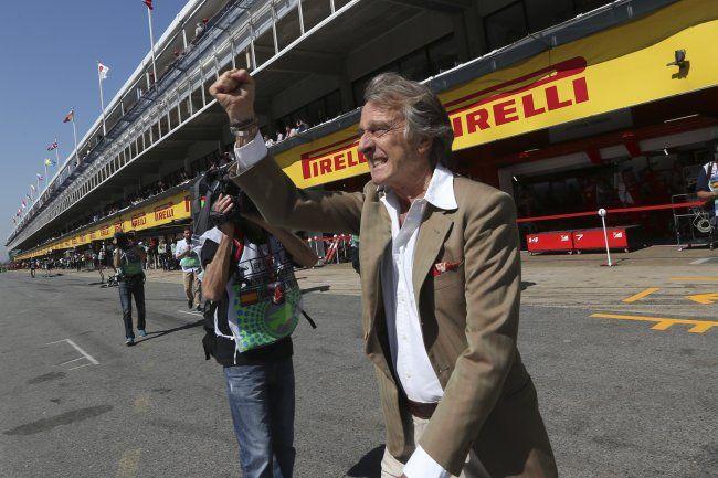 Ferrari President Luca Di Montezemolo Will Resign as Formula 1 Team's Chairman   Bleacher Report