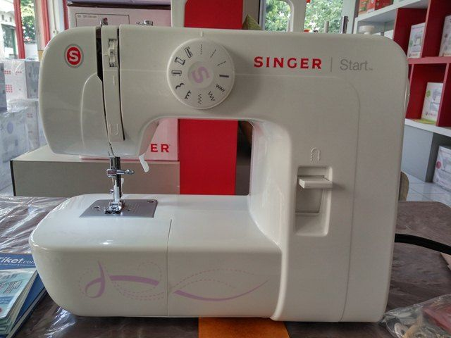 Review Mesin Jahit Singer 1306