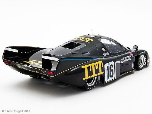 Rondeau M 379B winner Le Mans 1980