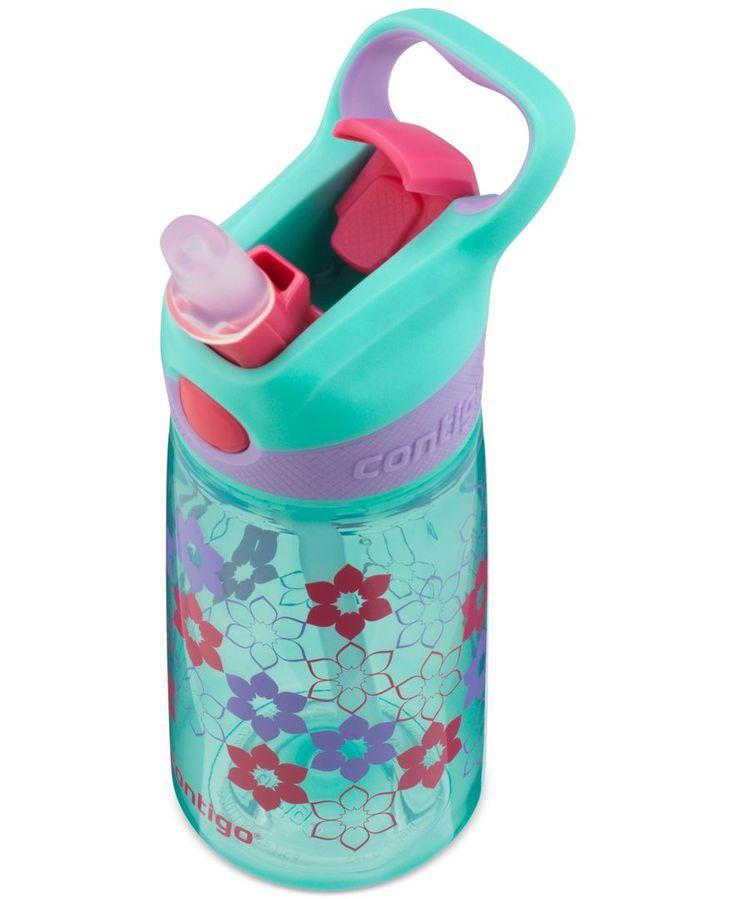 Contigo Striker 14-Oz. Lillies Kids Water Bottle