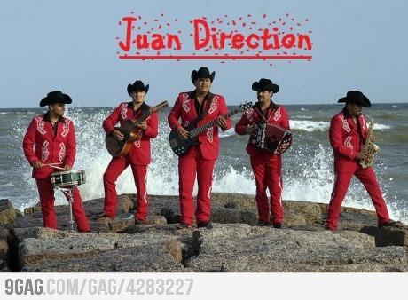 """""""Jaun"""" Direction"""