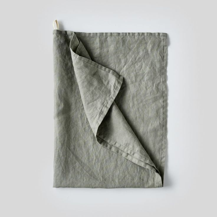 Tea Towel - 100% Linen Tea Towel - IN BED Store