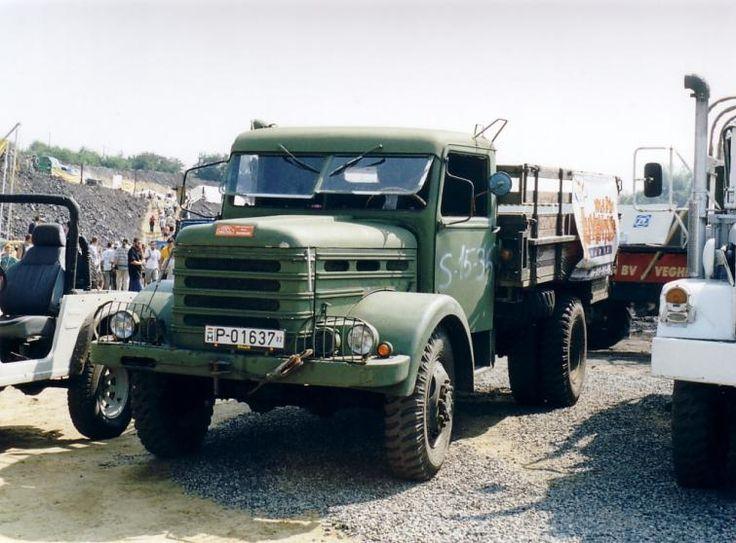 Csepel D-445