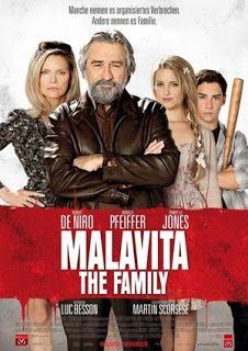 """Película: """"The Family: Malavita (2013)"""""""