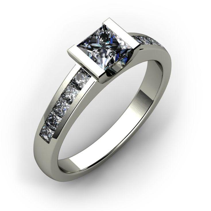 43 best Designer Engagement Rings images on Pinterest | Engagements ...