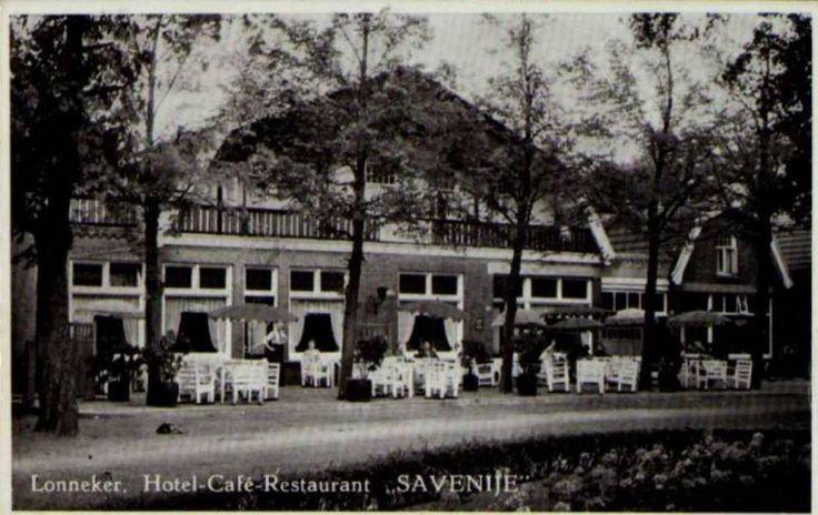 Hotel Cafe Restaurant Savenije