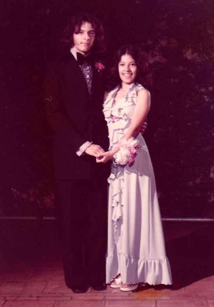 Grade 9 prom dresses 1975