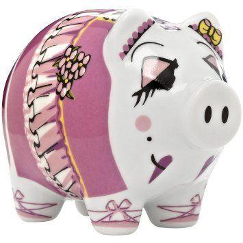 Ritzenhoff Mini Piggy Bank - Margarete Gockel 2013
