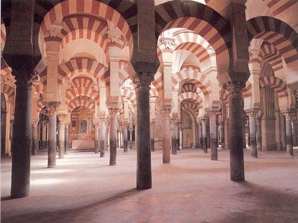 CORDOBA . la Mezquita,