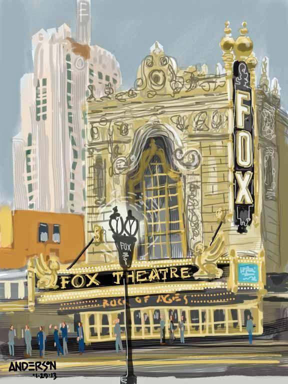 Fabulous Fox, St. Louis