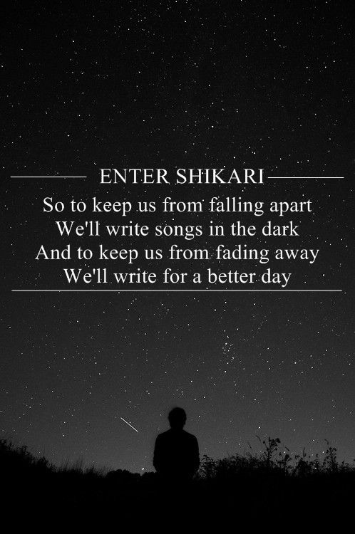 Enter Shikari // Radiate