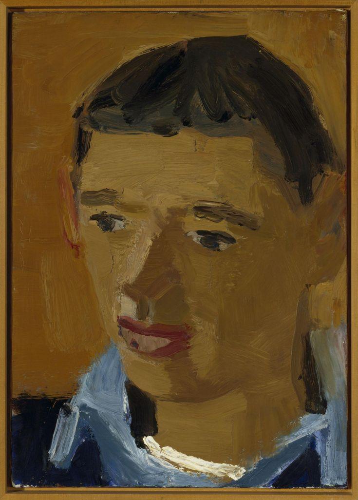 Portrait of Richard Diebenkorn, David Park