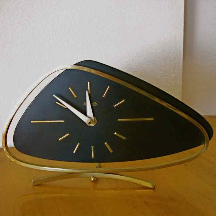 Kitchen Wall Clock Pull Down Cabinets For The Disabled Vintage Tickers . Forestville Biomorphic Mantel ...