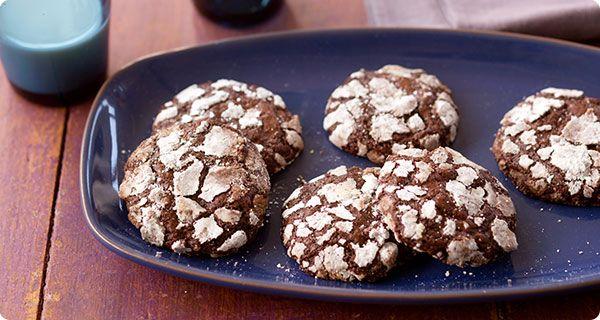 Krusteaz Chocolate Crackle Cookie Recipes