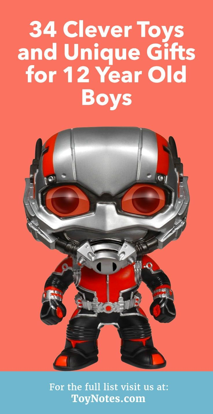 Keep Them Out Of Trouble With This List Awesome Toys For 12 Year Old Boys