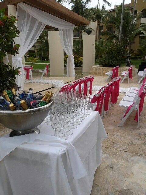 Wedding At Now Larimar In Dominican Republic