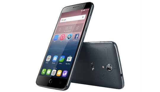 TCL Pride T500L with Iris Retina Scanner, 4G LTE and 8MP Front Camera with Flash Launched