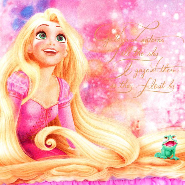 【ディズニーストア】クッション Dreamy Luna ラプンツェル | ディズニーグッズ・ギフトの公式通販サイトDisneystore