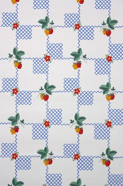 1930s Kitchen Vintage Wallpaper In 2019 Kitchen Vintage Wallpaper