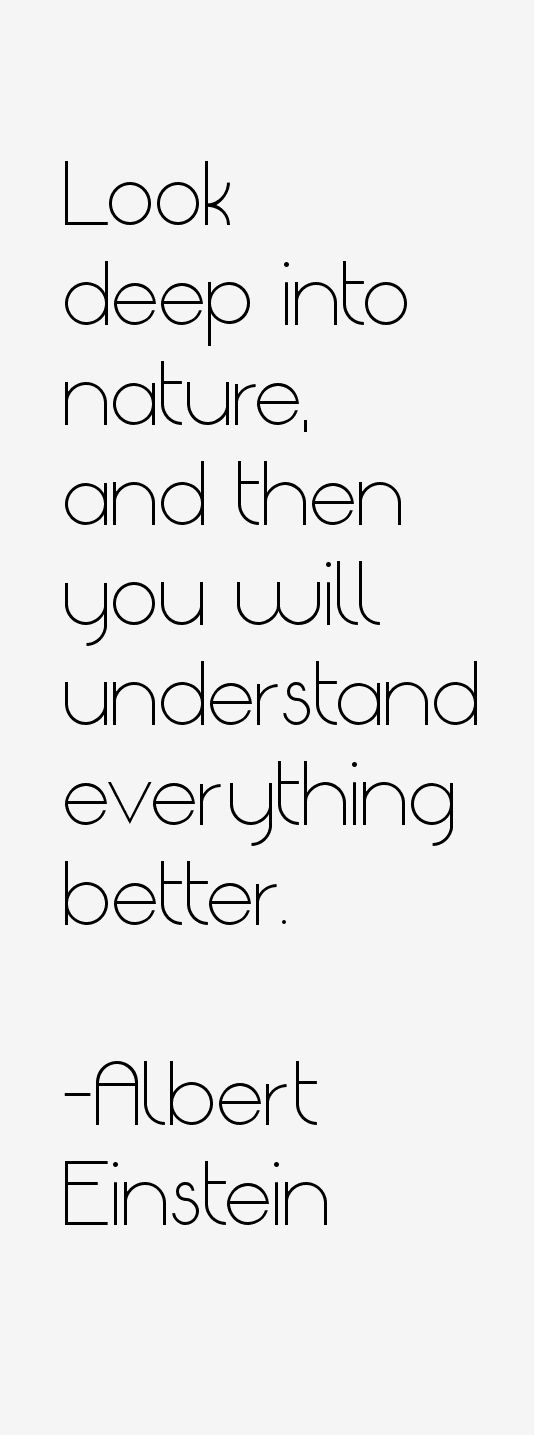 True on multiple levels. I'm learning that life is a constant exercise of understanding