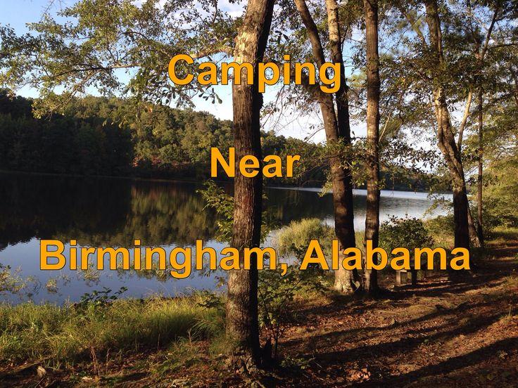 Campgrounds Near Birmingham, Alabama
