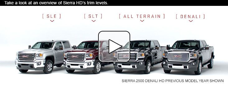 2017 Sierra 2500HD: Heavy-Duty Pickup Truck | GMC
