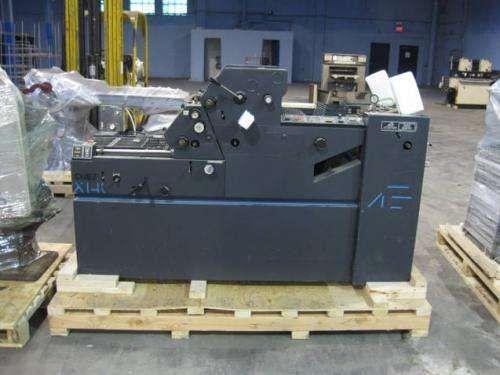 Maquinas de imprenta offset  en  oferta
